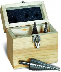 Stromkový vrták 4-30mm 3ks