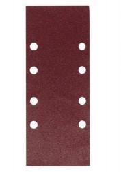 Brusný list 93x190mm zrn.40 suchý zip 8 dìr