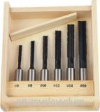 Sada dlabacích vrtáků 6-16mm 6ks