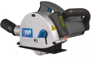 FERM FWS-125/4K drážkovací fréza do zdiva