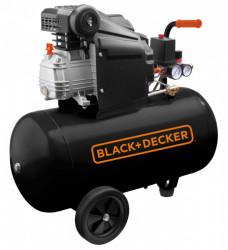 Black + Decker BD 205/50 - Kompresor olejový rychlobìžný 1500W