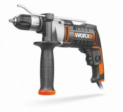WORX WX318 Pøíklepová vrtaèka 810W 13mm