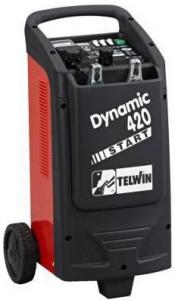 Pojízdná nabíječka DYNAMIC 420 START