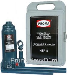 PROMA HZP-5 Hydraulický zvedák panenka 5 tun