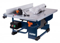FERM TSM1036 stolní kotouèová pila 800W, 200mm