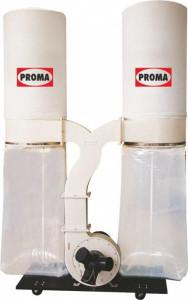 Odsávání prachu PROMA OP-2200 300litrů