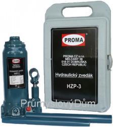 PROMA HZP-3 Hydraulický zvedák panenka 3 tuny